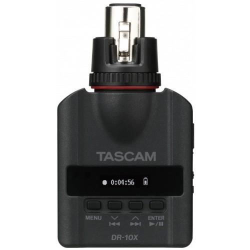TASCAM - DR 10X رکوردر میکروفن دستی |