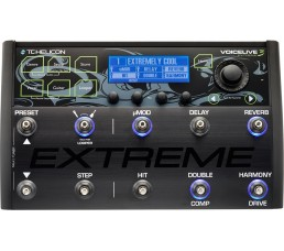 TC.HELICON - VOICELIVE 3 EXTREME افکت