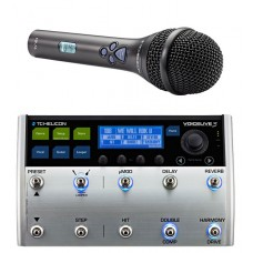 TC.HELICON - VoiceLive3/MP76 افکت صدا/میکروفون