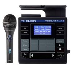 TC.HELICON - Touch2+MP76 افکت صدا/میکروفن