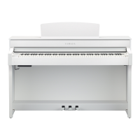 YAMAHA-CLP645w پیانو دیجیتال