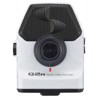 ZOOM - Q2N White رکوردر دستی صدا و تصویر
