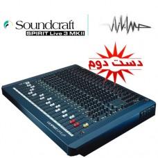 SOUNDCRAFT - SPIRIT LIVE3 میکسر آنالوگ